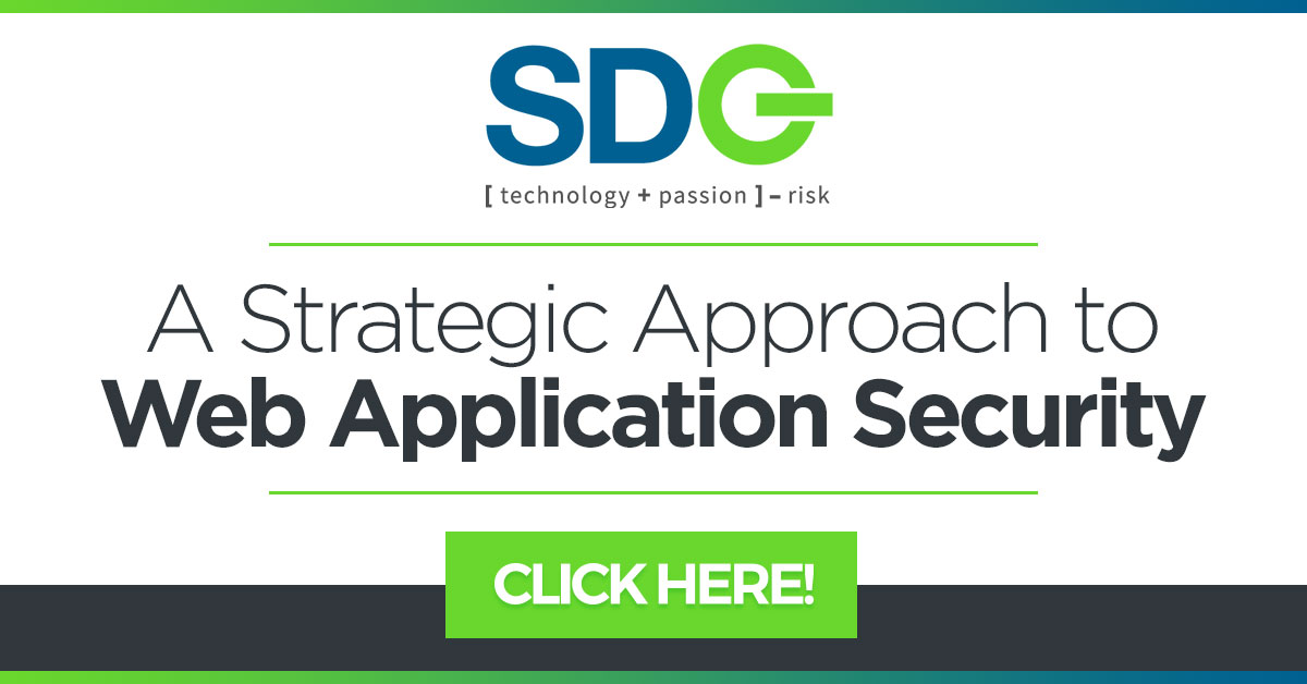 sdg white paper a strategic approach to web app security cta